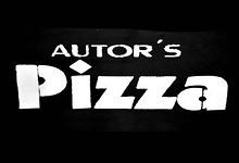 Логотип заведения AUTOR'S Pizza