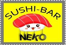 Логотип заведения Sushi-Bar NEKO