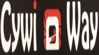 Логотип заведения Суши-Way на Карла Маркса