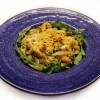 Паста с морепродуктами Garden resto bar