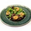 Салат с тигровой креветкой Garden resto bar