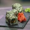 Черный дракон Sushi-Ushi