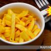 Картофель фри Рулька