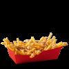 Картофель Фри с сырным соусом и луком МакДональдс