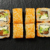 Калифорния с лососем  Sushi-Bar NEKO