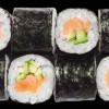 Томаго макі лосось Sushi №1