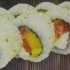 Лосось с манго Суши-Way