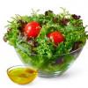 Микс салат с оливковым маслом МакДональдс