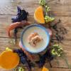 Гарбузовий суп з креветками FAZENДА