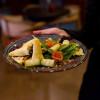 Салат з лососем Puri Chveni