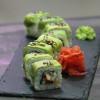 Зеленый дракон Sushi-Ushi