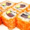 Калифорния с тунцом в икре Sushi-Ushi