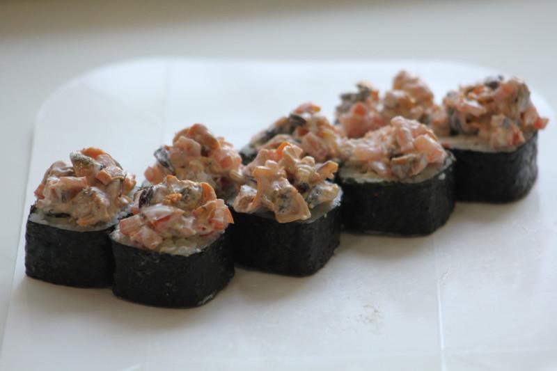 Хонсю Sushi-Ushi
