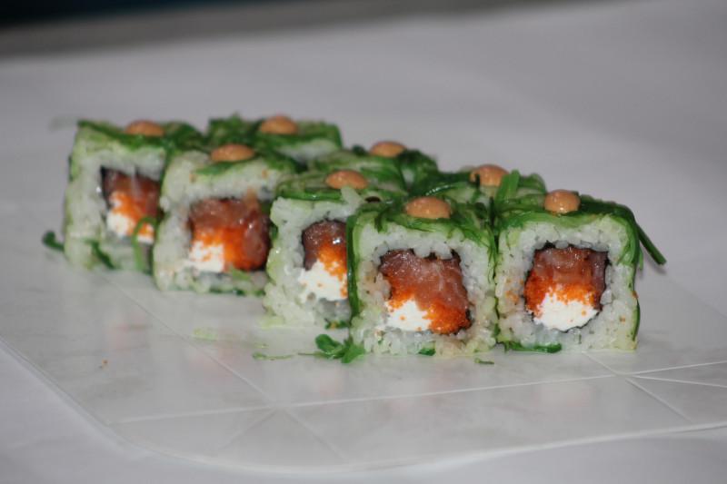 Исикари Sushi-Ushi