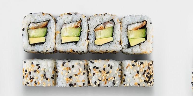 Унаги маки SushiGo