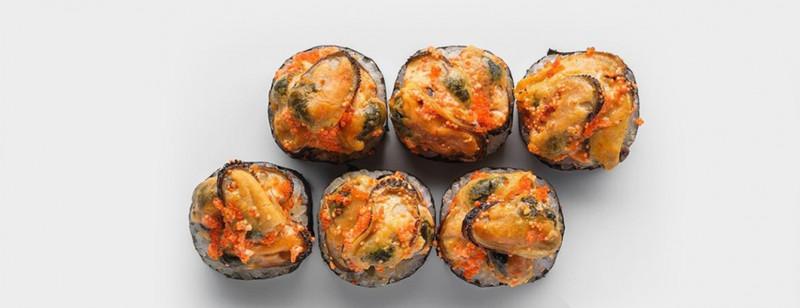 Запеченные мидии SushiGo