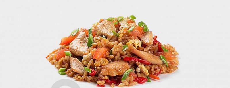 Тайский рис с морепродуктами SushiGo