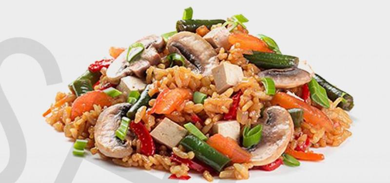 Тайский рис с овощами SushiGo