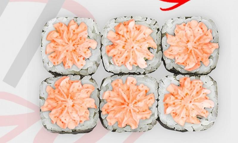 Маки с Японским омлетом SushiGo