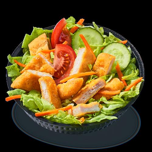 Премьер салат с курицей МакДональдс