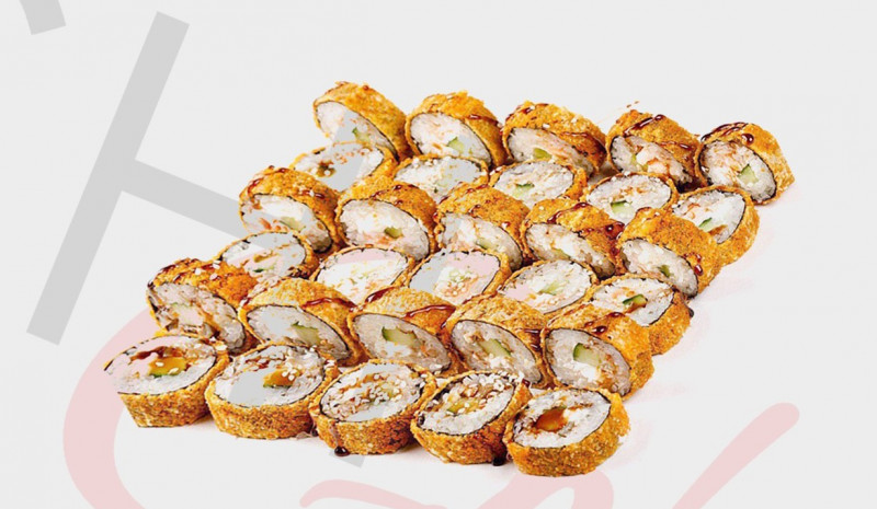 Темпура сет SushiGo