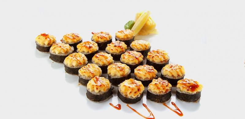 Запеченный сет SushiGo