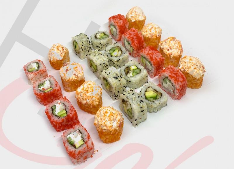 Мини сет Калифорния SushiGo