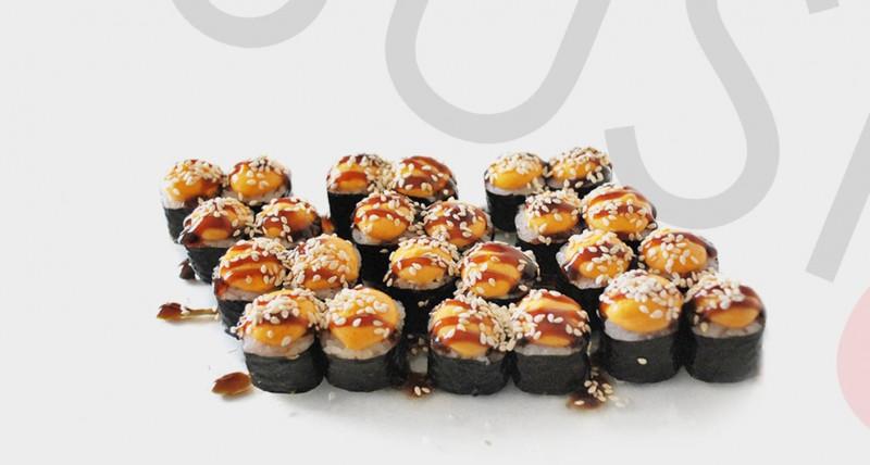 Запеченный сет Маки SushiGo