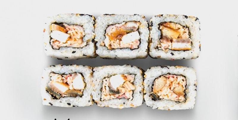 Мисс унаги SushiGo