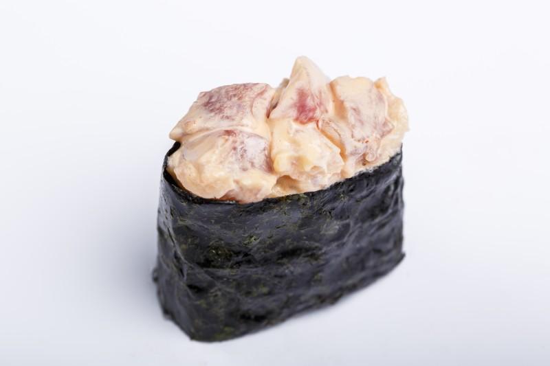 Гункан с окунем Sushi-Ushi