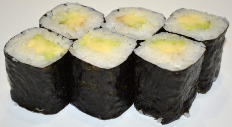 Ролл с авокадо Sushi-Ushi