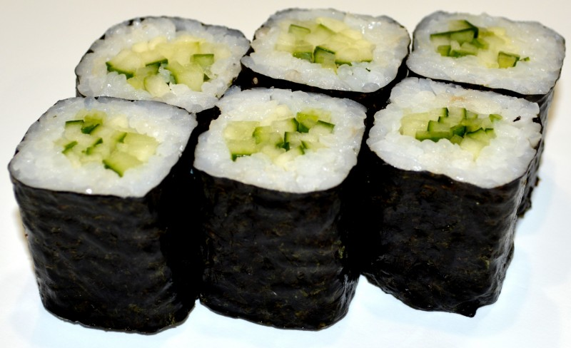 Ролл с огурцом Sushi-Ushi