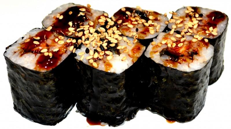 Ролл с угрем Sushi-Ushi