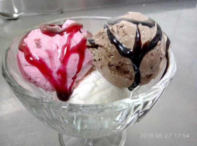 Мороженое Гранд Пицца