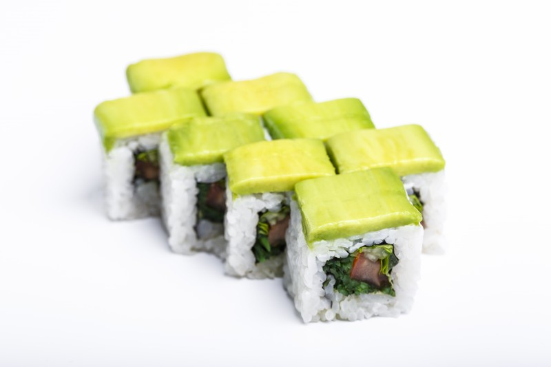 Овощной дракон Sushi-Ushi
