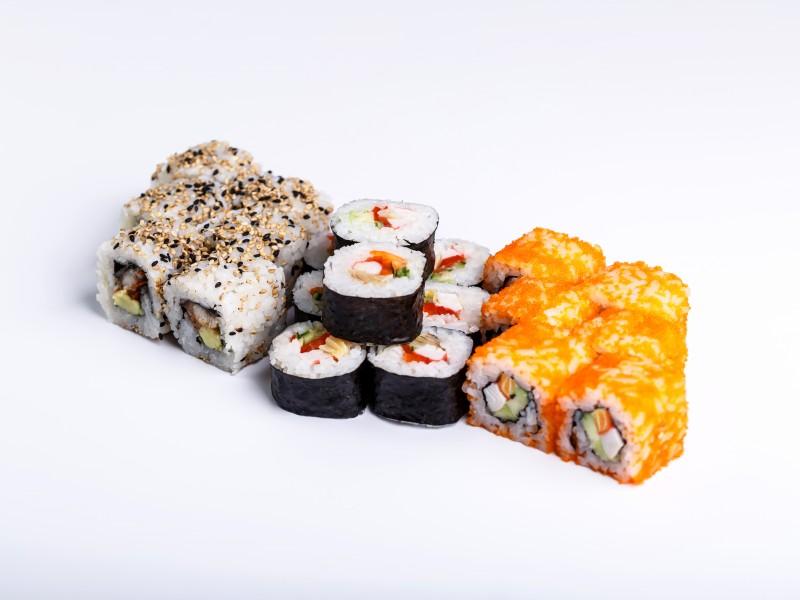 Сет Сага Sushi-Ushi