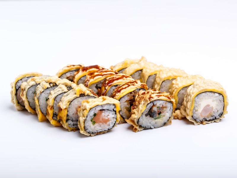 Сет Теплый Sushi-Ushi