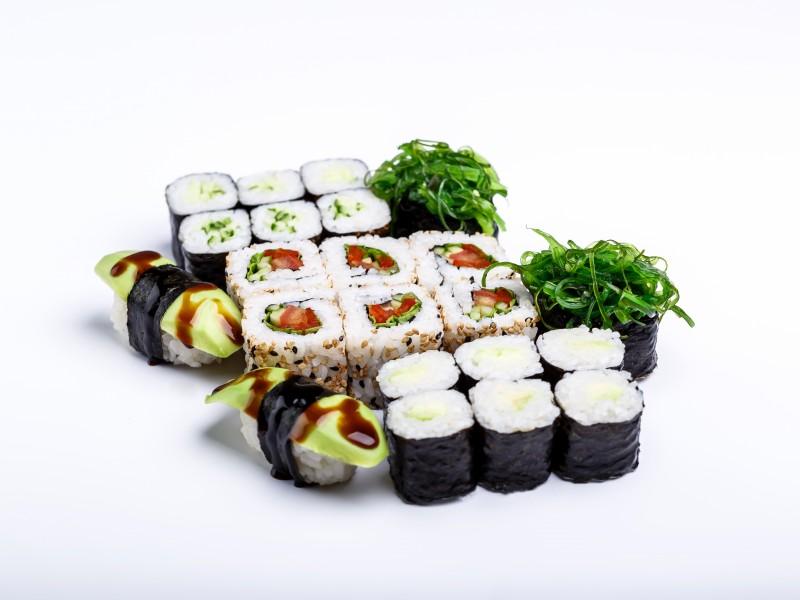 Сет Ясай - Sushi-Ushi
